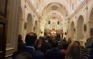 Erchie: migliaia di fedeli alla venerazione dei corpi di Santa Lucia e Sant'Irene