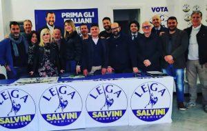 Lega Brindisi: entrano Emanuela Di Coste, Paoloantonio D'Amico e Fabio Speranza