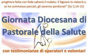 Venerdì 3 si celebra la Giornata Diocesana di Pastorale della Salute