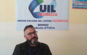 Giuseppe Gioia Marrazzo eletto segretario generale Uil Sicurezza di Brindisi