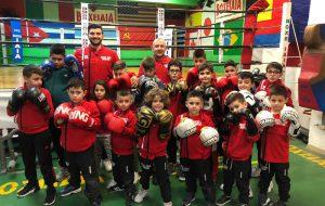 """La Boxe Iaia Brindisi ad Andria per il """"II Criterium Giovanile Regionale Puglia/Basilicata"""" con 12 atleti dai 5 ai 10 anni"""