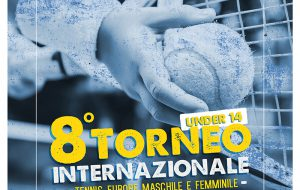 Torneo Internazionale Under 14: a Brindisi le piccole star del tennis europeo