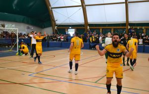Olympique Ostuni: continua il sogno della promozione in serie B