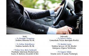 """La cultura della prevenzione, uno stile di vita nello stile di guida: se ne discute Martedì 9 al Polo Universitario """"Vittorio Valerio"""" di Brindisi"""
