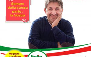 Mesagne: domenica 7 si presenta il candidato sindaco Antonio Calabrese