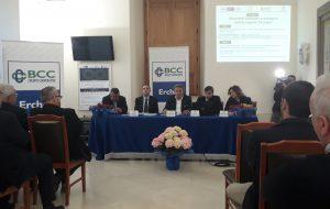 Le banche di credito cooperativo dialogano con i cittadini: Esperti a convegno ad Erchie