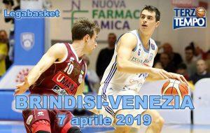 Terzo tempo web: il video di Brindisi-Venezia