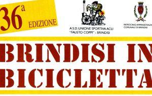 Brindisi in Bicicletta 2019:  quasi 600 gli iscritti a pochi giorni dallo start di domenica 12 maggio
