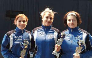 Scherma: le Lame Azzurre conquistano la Coppa Italia con Chiara Maestoso