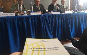 L'On. D'Attis all'iniziativa di Confindustria Brindisi presso la Luiss di Roma