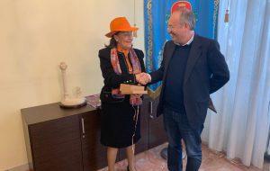 Il sindaco Rossi ha incontrato la console onoraria di Croazia