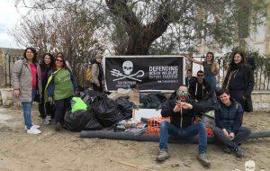 Domenica 14 passeggiata ecologica di sensibilizzazione e raccolta di rifiuti sul litorale di Torre Canne