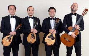 Continua la stagione artistica dell'AGiMus con l'Hathor Plectrum Quartet