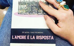 """Caffetteria Letteraria Nervegna: giovedì 11 Ivana Salvemini presenta """"L'amore è la risposta"""" con Alessandro Cobianchi"""