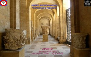 Il Museo Provinciale aperto 25 Aprile, 1 Maggio e per tutti gli approdi delle crociere
