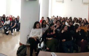 Gli allievi del Marzolla alla Giornata di formazione di studi umanistici di Unisalento