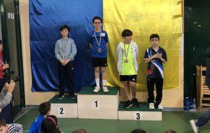 Tennistavolo: L'Enel Brindisi vince il Trofeo Teverino-Ping pong Kids 2019
