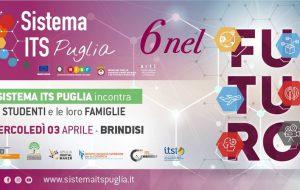 Domani fa tappa a Brindisi il tour dei 6 ITS di Puglia