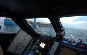 Malore in alto mare: soccorso marinaio della Cdry White