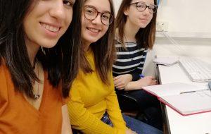 Tre studentesse del Marzolla alle Masterclass Internazionali di Fisica delle Particelle 2019