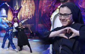 Suor Cristina, Sister Cristina, o miss Cristina? Di Guido Giampietro