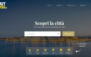 Turismo: domani si presentano due iniziative del portale VisitBrindisi.it