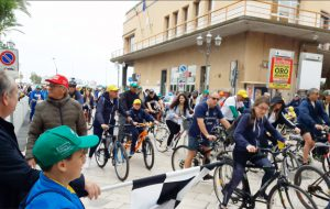 450 persone partecipano alla 36^ edizione di Brindisi in Bicicletta