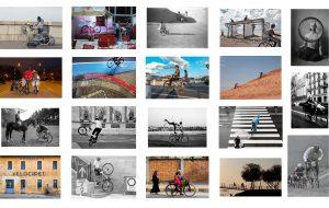 """Inaugurata l'VIII mostra fotografica """"24 Scatti Bike: l'Uomo e la Bicicletta"""""""