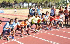 """Sabato 4 al Campo Scuola """"Montanile"""" la 2° tappa del """"Corri, Salta e Lancia"""""""