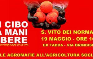Dalle Agromafie all'Agricoltura Sociale: domani dibattito all'ExFadda di San Vito