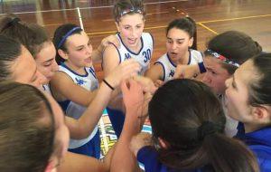 La Polisportiva Bozzano su laurea campione provinciale Under 14