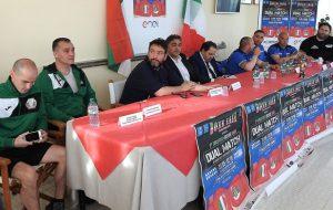 """La Nazionale del Pugilato a Brindisi: presentato il torneo internazionale """"Italia vs Bulgaria – I trofeo Boxe Iaia"""""""