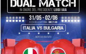 La Boxe Iaia porta la Nazionale Italiana di Pugilato a Brindisi: Sabato la conferenza stampa di presentazione