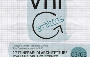 Domani secondo appuntamento della rassegna Moving Architects