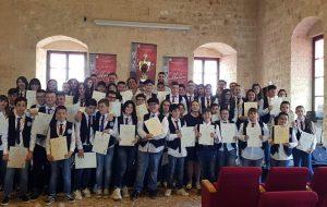 """L'orchestra del Comprensivo """"Giovanni XXIII"""" si aggiudica il primo premio assoluto al Concorso Internazionale di Musica """"La Vallonea"""""""