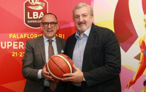 Presentazione LBA Supercoppa 2019: lo speciale video di Agenda Brindisi