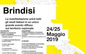 """Da domani a Brindisi """"Moving Architects: alla ricerca di una rivoluzione culturale"""", iniziativa organizzata dall'Ordine degli Architetti"""