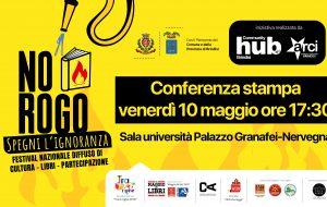 """Anche Brindisi il festival """"No Rogo, spegni l'ignoranza"""""""