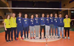 San Vito alle Finali Nazionali Under18 Maschile di Volley