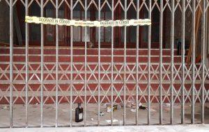ANCE: anche a Brindisi nastri gialli contro l'incuria e l'abbandono
