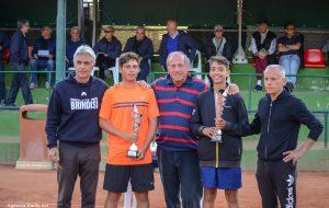 Tennis, Internazionale Under 14: l'Italia trionfa nel torneo di doppio. Oggi le semifinali di singolare