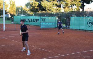 Torneo Internazionale Under 14 di Brindisi: nel pomeriggio le finali di doppio