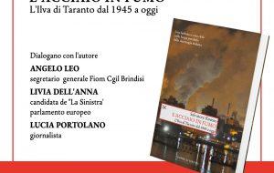 """Domani a Brindisi si presenta """"L'acciaio in fumo"""" di Salvatore Romeo"""