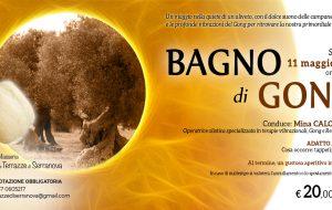 """""""Bagno di Gong in uliveto"""" a Le Terrazze di Serranova"""