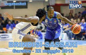 Terzo tempo web: il video di gara3 Brindisi-Sassari