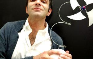 Luigi D'Elia vince il prestigioso Premio Eolo con lo spettacolo Zanna Bianca