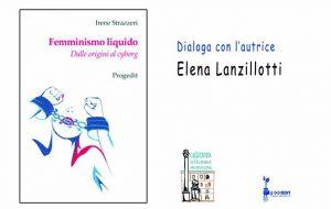 """Irene Strazzeri presenta """"Femminismo liquido"""" alla Caffetteria Letteraria Nervegna"""