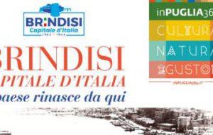 Brindisi Capitale d'Italia: oggi la prima giornata di eventi