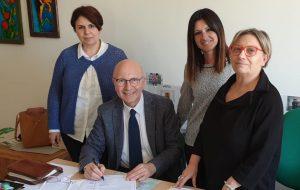 Firmato il protocollo d'intesa tra CSV Poiesis e Dipartimento Giustizia Minorile e di Comunità
