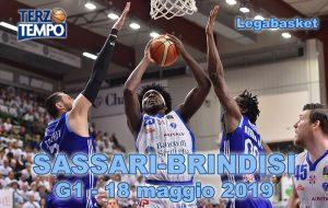 Terzo tempo web: il video di Gara1 Sassari-Brindisi